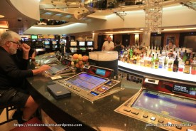 Norwegian Epic - Cascades Bar