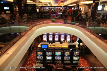 Norwegian Epic - Casino