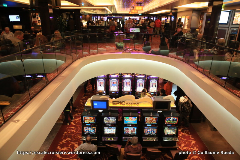 Norwegian Epic - Casino