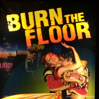 NCL - Burn the Floor