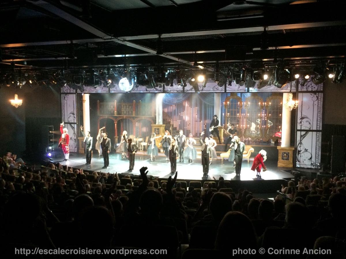 Norwegian Epic - Epic Theater - Theatre - Burn the Floor