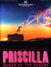 Norwegian Epic - Epic Theater - Theatre - Priscilla Queen of the Desert - Priscilla Reine du Désert