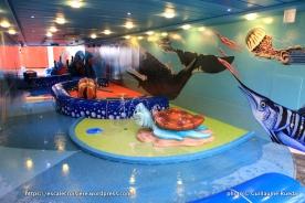 Norwegian Epic - golf aquatique pour enfants