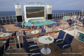 Norwegian Epic - H2O piscines