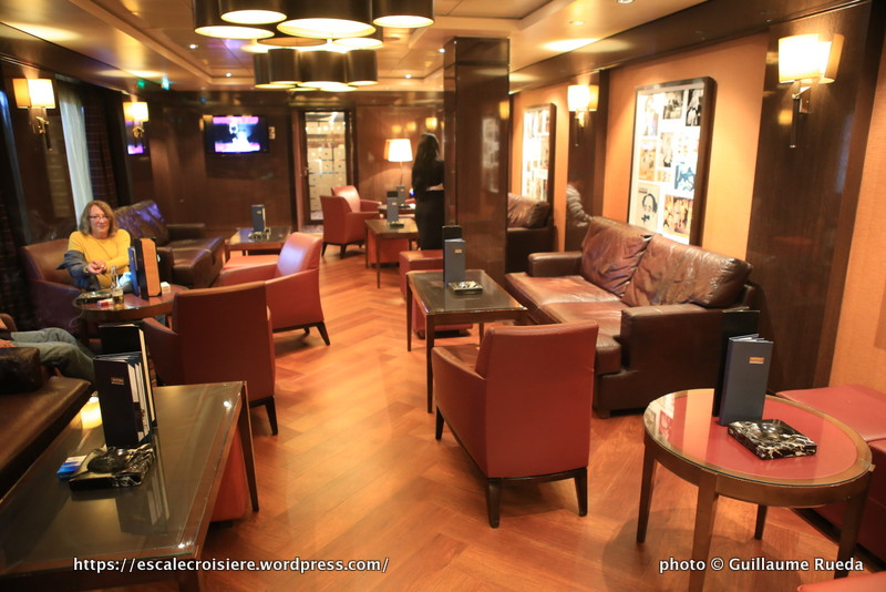 Norwegian Epic - Humidor Cigar Lounge
