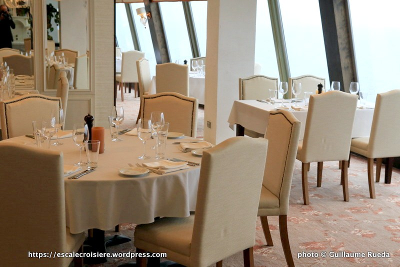 Norwegian Epic - La Cucina