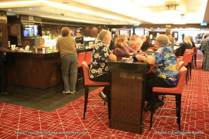 Norwegian Epic - Maltings Whiskey Bar