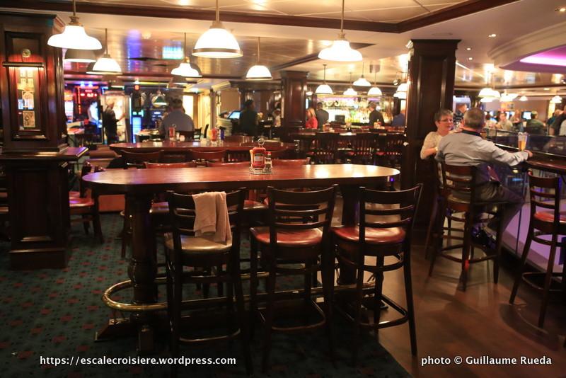 Norwegian Epic - O'Sheehan's bar and grill