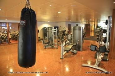 Norwegian Epic - Salle de sport
