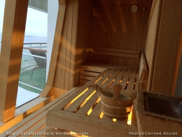 Norwegian Epic Spa - Sauna