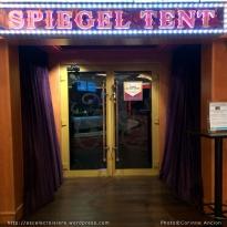 Norwegian Epic - Spiegel Tent