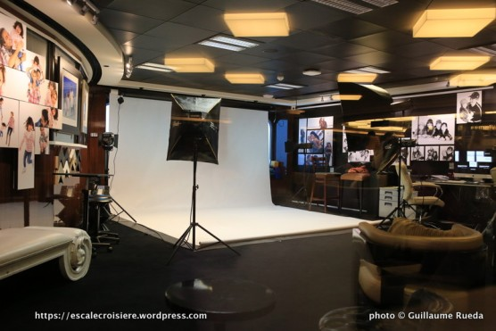 Norwegian Epic - Studio photo