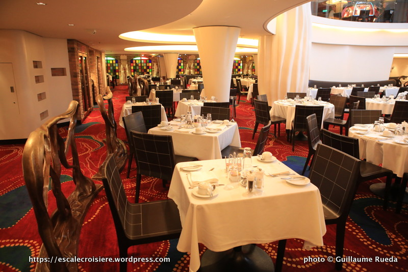Norwegian Epic - Taste restaurant