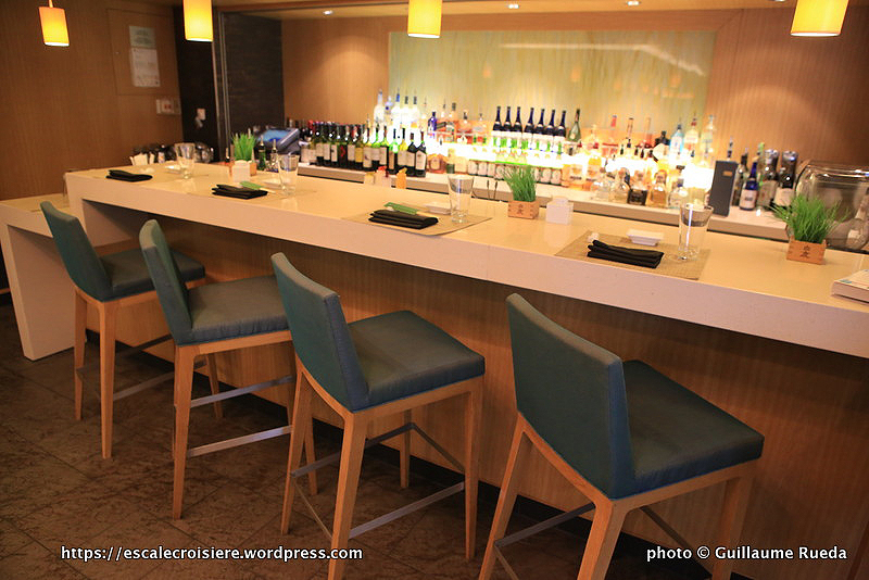 Norwegian Epic - Bar à saké