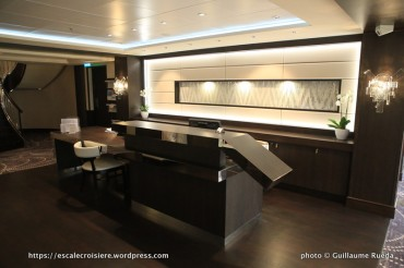 Norwegian Epic - The haven - Concierge Lounge