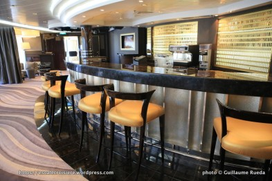 Norwegian Epic - The haven - The Epic Club Lounge