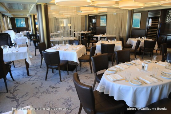 Norwegian Epic - The haven - The Epic Club Restaurant