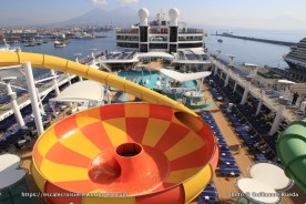 Norwegian Epic - Toboggans - Aquapark