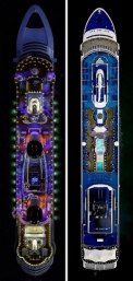 Norwegian Sky - Disney Dream - Jeffrey Milstein