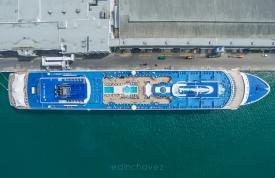 Norwegian Sky - NCL - Norwegian Cruise Line - Edin Chavez