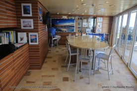 Celebrity Silhouette - Art Studio
