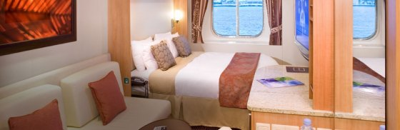 Celebrity Silhouette - Cabine OceanView