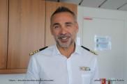 Celebrity Silhouette - Commandant Dimitrios Kafetzis