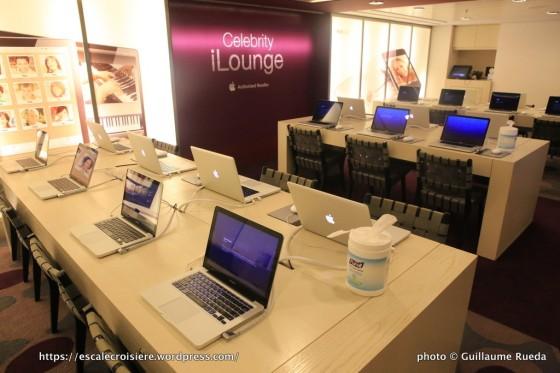Celebrity Silhouette - Espace Internet Celebrity iLounge