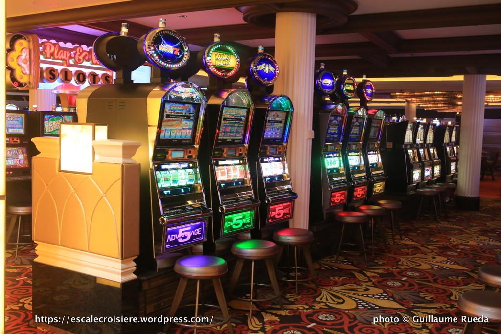 Celebrity Silhouette - Fortunes Casino