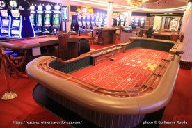 Celebrity Silhouette - Fortunes Casino