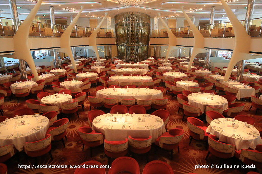 Celebrity Silhouette - Grand Cuvée restaurant