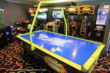 Celebrity Silhouette - Jeux d'arcades