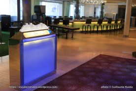 Celebrity Silhouette - Martini bar