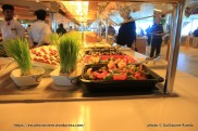 Celebrity Silhouette - Buffet Oceanview Café