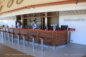 Celebrity Silhouette - Sunset bar