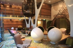 Celebrity Silhouette - The Hideaway