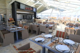 Celebrity Silhouette - The Lawn Grill