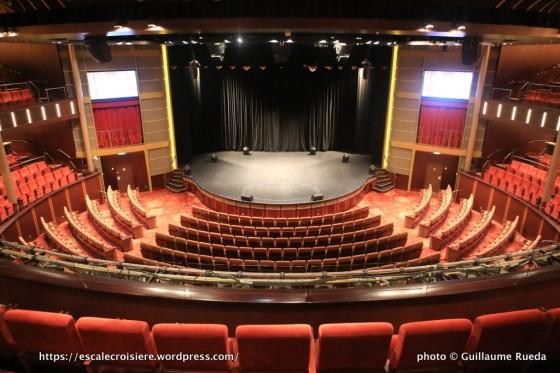 Celebrity Silhouette - Theatre - Silhouette Theater