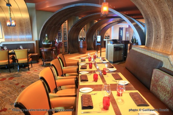 Celebrity Silhouette - Tuscan Grille