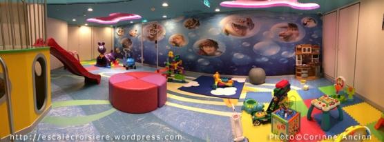 Quantum of the Seas - Espace enfants - Adventure Ocean