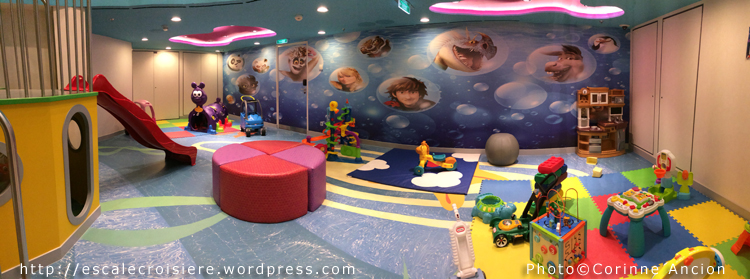 Quantum of the Seas - Espace enfants - Adventure Ocean
