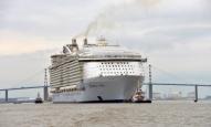 2016-03-10 - Harmony of the Seas - Essais en mer - Sea Trials