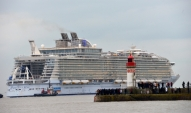 2016-03-10 - Harmony of the Seas - Essais en mer - Sea Trials