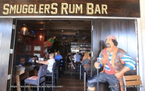 Grand Cayman - George Town - Smugglers rum bar
