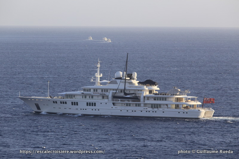 Grand Caymans - Tatoosh