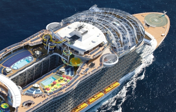 Harmony of the Seas - AquaPark -2