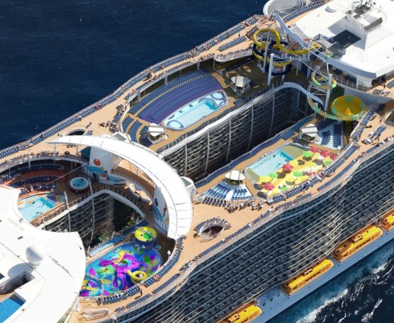 Harmony of the Seas - AquaPark