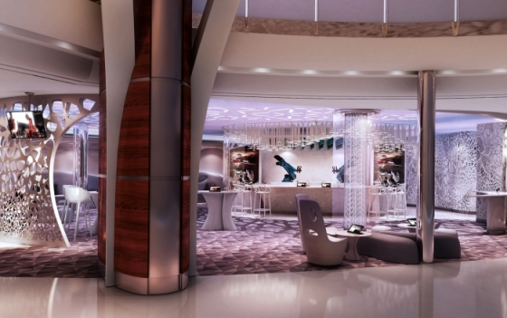 Harmony of the Seas - Bionic Bar