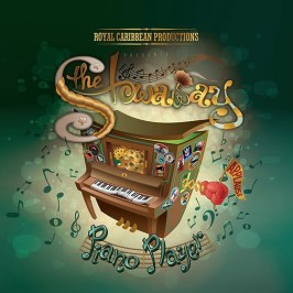 Harmony of the Seas - Stowaway piano