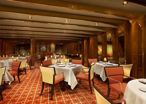 Restaurant Sel de Mer - Pinnacle Class